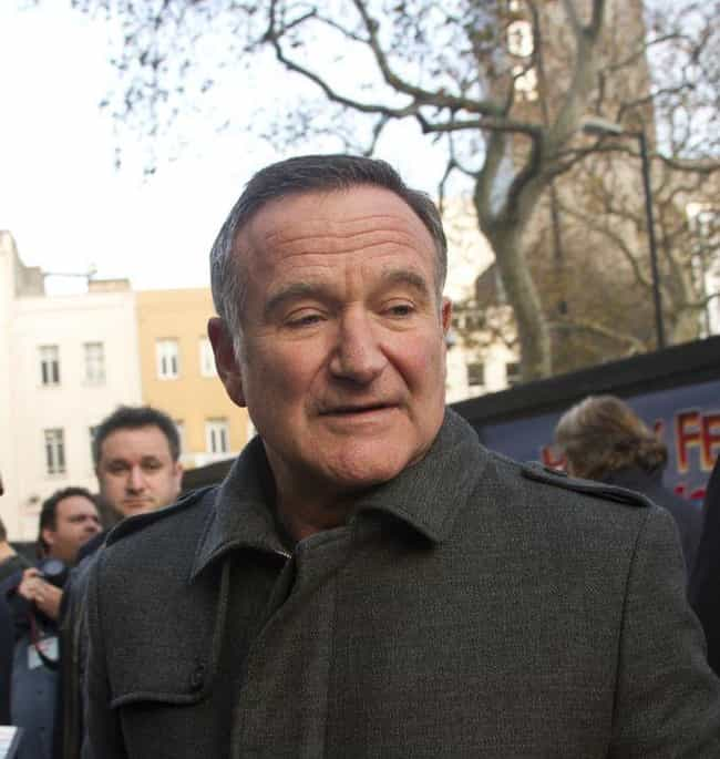 Robin Williams is listed (or ranked) 2 on the list Famous Comedians Who Committed Suicide