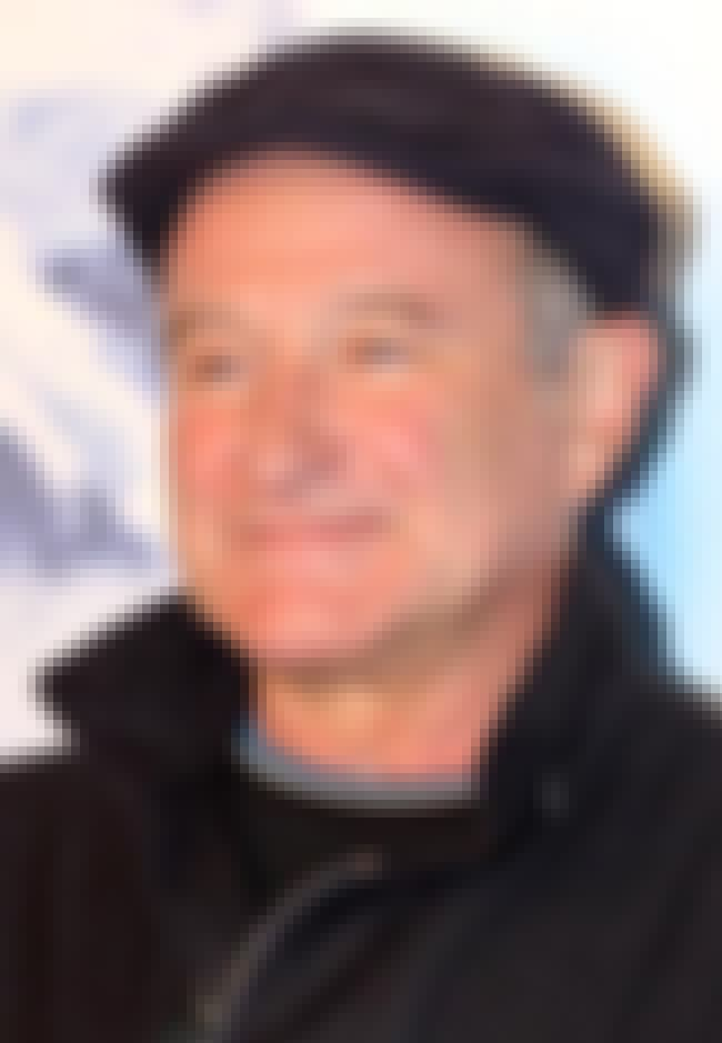 Robin Williams is listed (or ranked) 1 on the list Famous Actors Who Committed Suicide