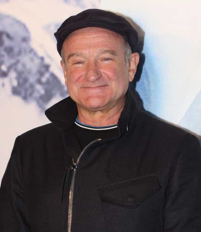 Robin Williams is listed (or ranked) 1 on the list Celebrities Who Worked at Disney Parks