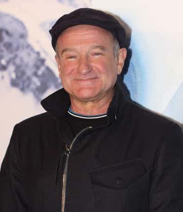 Robin Williams is listed (or ranked) 1 on the list 16 Celebrities Who Ran Track in High School