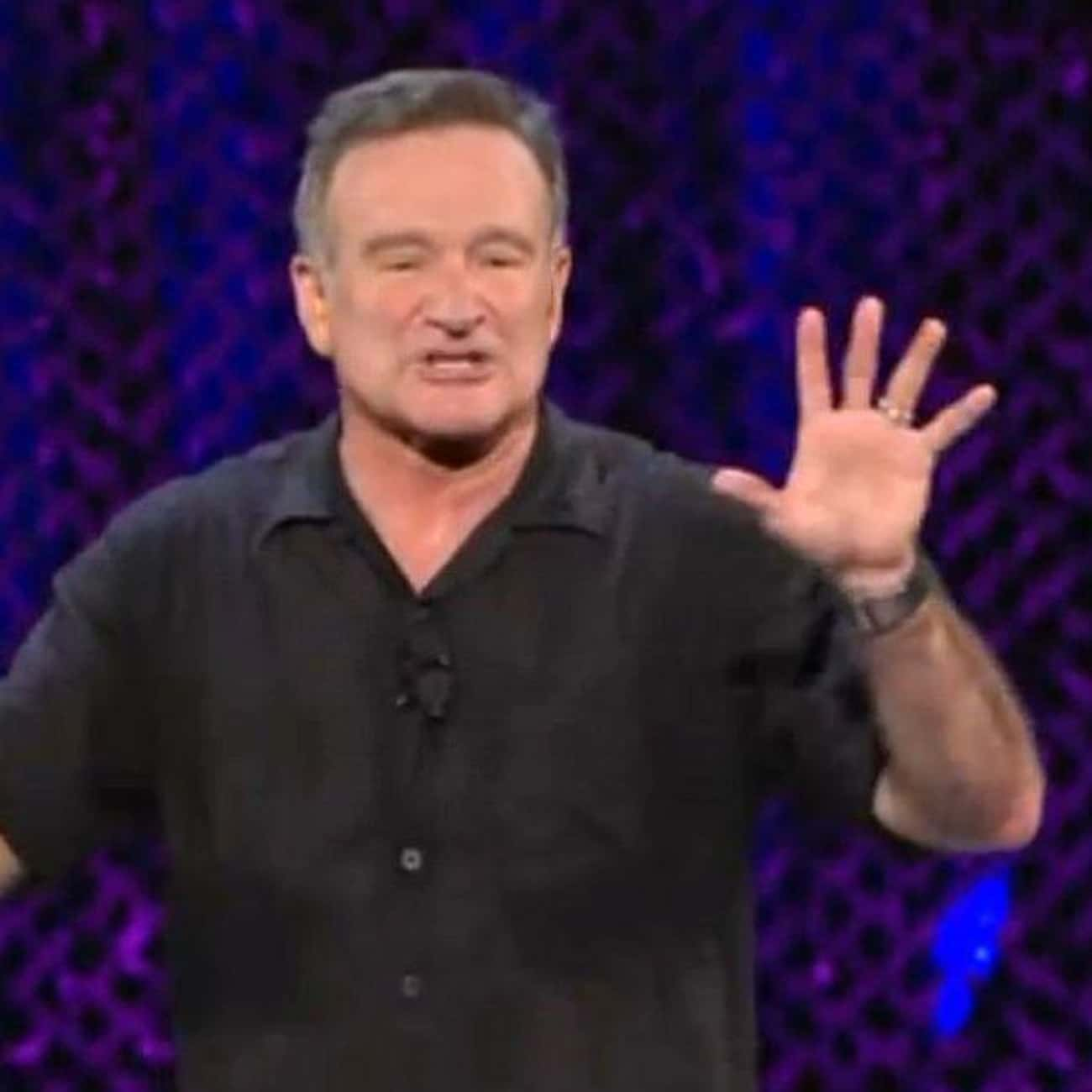 Robin Williams is listed (or ranked) 1 on the list Comedians Who Have Won Grammy Awards