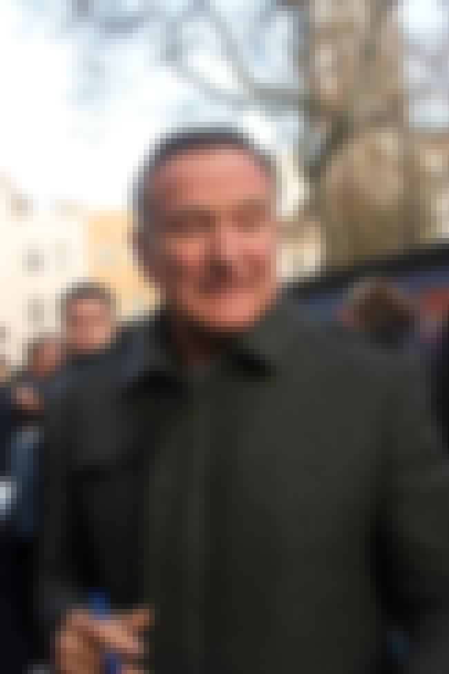 Robin Williams is listed (or ranked) 1 on the list 20 Celebrities Who Worked at Disney Parks