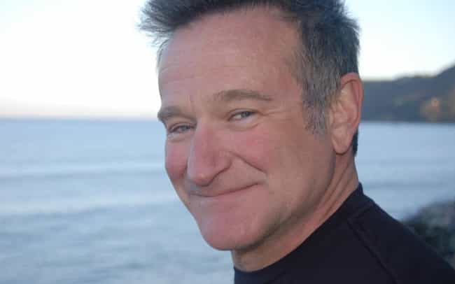 Robin Williams is listed (or ranked) 1 on the list Famous People Who Died of Asphyxiation
