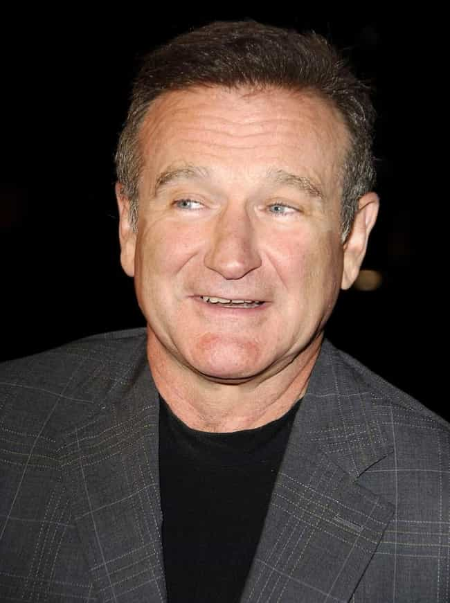Robin Williams is listed (or ranked) 7 on the list 40+ Celebrities Reveal Their Favorite Books