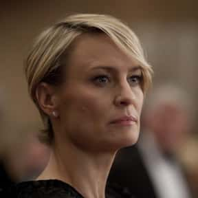 Robin Wright is listed (or ranked) 2 on the list Famous People Named Robin