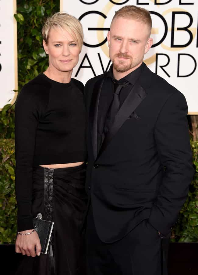 Robin Wright is listed (or ranked) 3 on the list Ben Foster Loves and Hookups