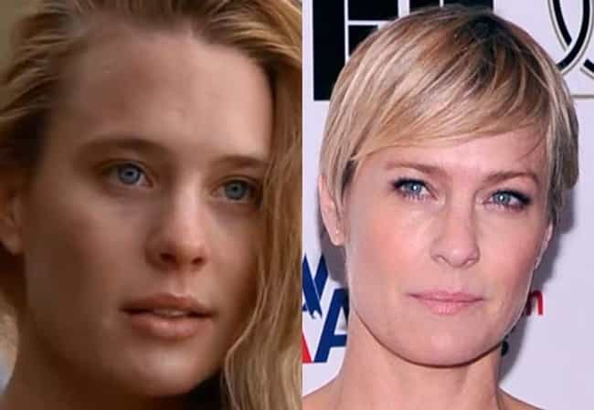 Robin Wright is listed (or ranked) 4 on the list Celebrities Turning 50 in 2016