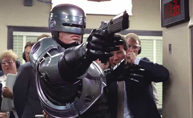 RoboCop is listed (or ranked) 4 on the list Franchises That Should Have Stopped After One Movie