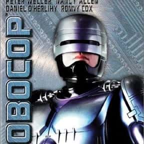RoboCop is listed (or ranked) 10 on the list The Best Dystopian And Near Future Movies