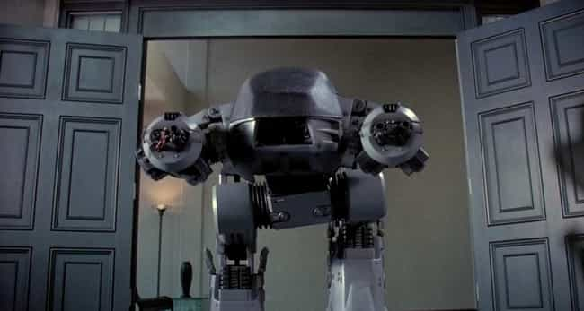 RoboCop is listed (or ranked) 5 on the list 20 Action Movies That Are Way Better Than The Oscar Winners That Beat Them