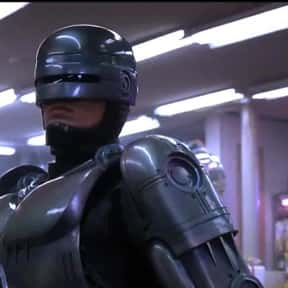 RoboCop is listed (or ranked) 21 on the list Maxim's Greatest Guy Movies Ranked by Fans
