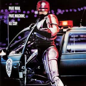 RoboCop is listed (or ranked) 20 on the list The Best Action Movies of the 1980s