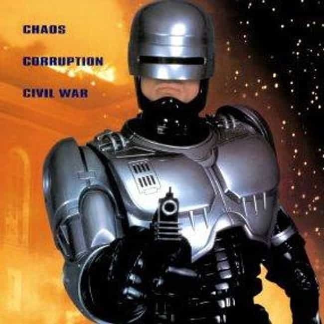RoboCop 3 is listed (or ranked) 3 on the list The Best Movies In The 'RoboCop' Franchise, Ranked