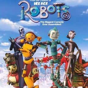 Robots is listed (or ranked) 22 on the list The Best Ever Robin Williams Movies