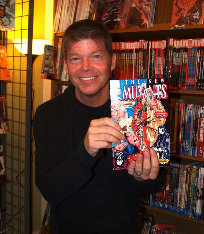 Rob Liefeld is listed (or ranked) 4 on the list Why the '90s Were Terrible for Comics