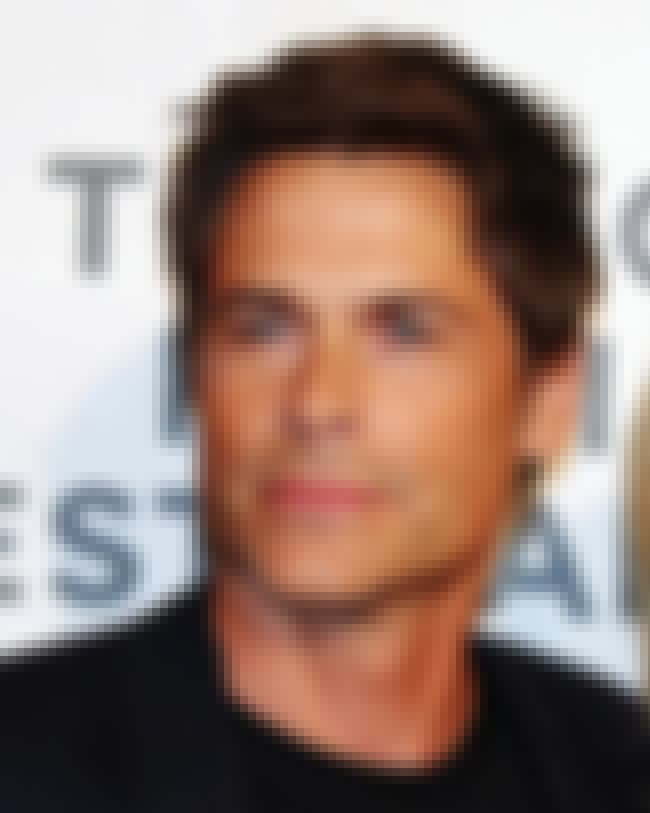Rob Lowe is listed (or ranked) 3 on the list Famous Santa Monica High School Alumni/Students