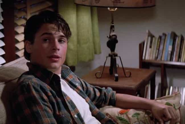 Rob Lowe is listed (or ranked) 3 on the list Actors You Forgot Were In 'The Outsiders'
