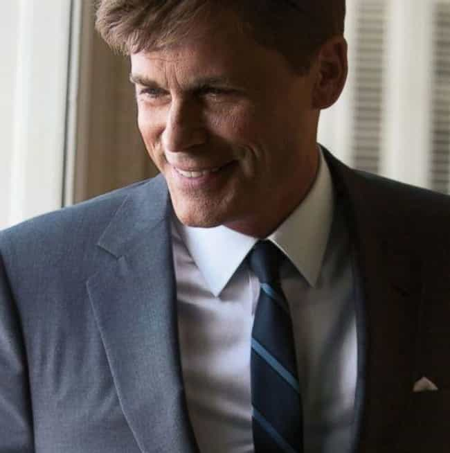 Rob Lowe is listed (or ranked) 7 on the list All the Actors Who Have Played John F. Kennedy, Ranked