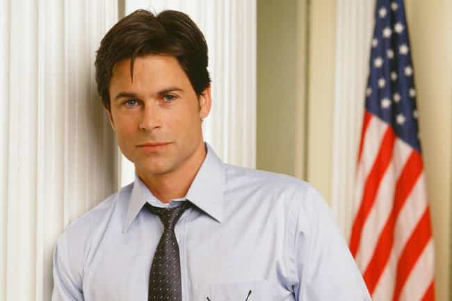 Rob Lowe is listed (or ranked) 6 on the list Celeb Trainwrecks Who Got Their Acts Together