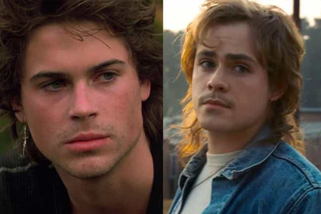 Rob Lowe is listed (or ranked) 1 on the list Who Would Be In 'Stranger Things' If It Were Cast In The '80s?