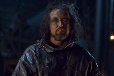 Rob McElhenney is listed (or ranked) 2 on the list The Weirdest Cameos In 'Game Of Thrones' History