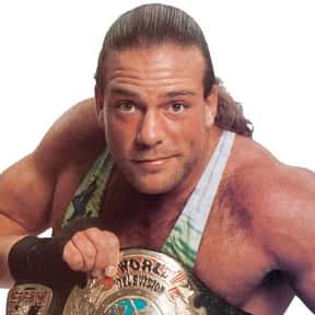 Rob Van Dam is listed (or ranked) 23 on the list The Best WWE Superstars of the '90s