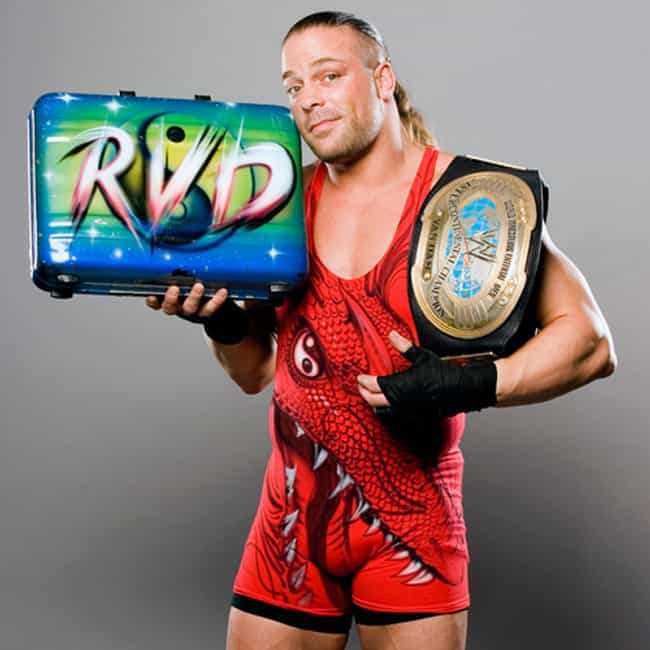 Rob Van Dam is listed (or ranked) 4 on the list The Best WWE Money in the Bank Winners