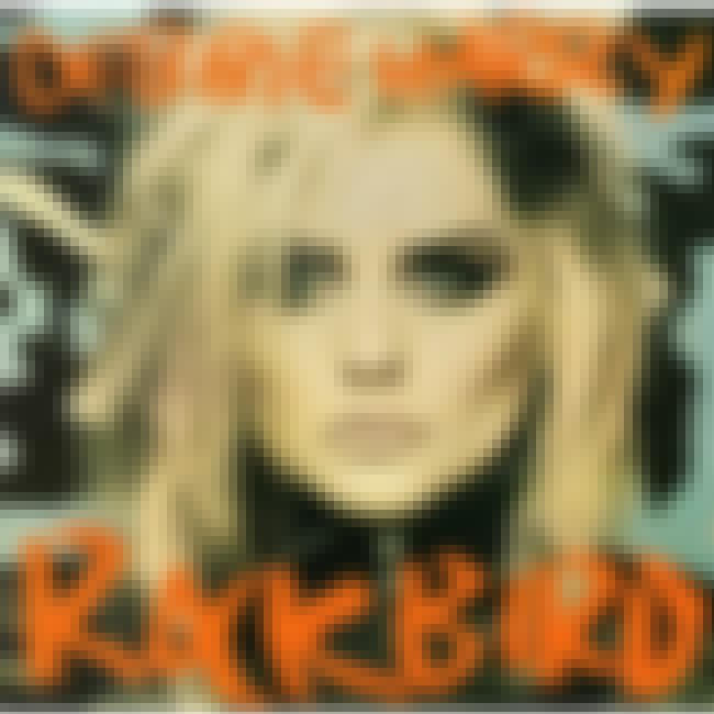 Rockbird is listed (or ranked) 3 on the list The Best Debbie Harry Albums of All Time