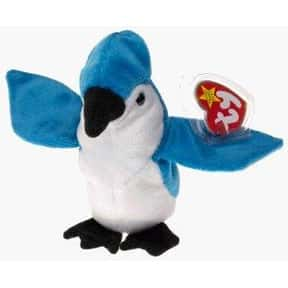 Rocket is listed (or ranked) 23 on the list The Best Beanie Babies Ever Made