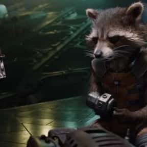 Rocket Raccoon is listed (or ranked) 24 on the list The Best Comic Book Superheroes Of All Time