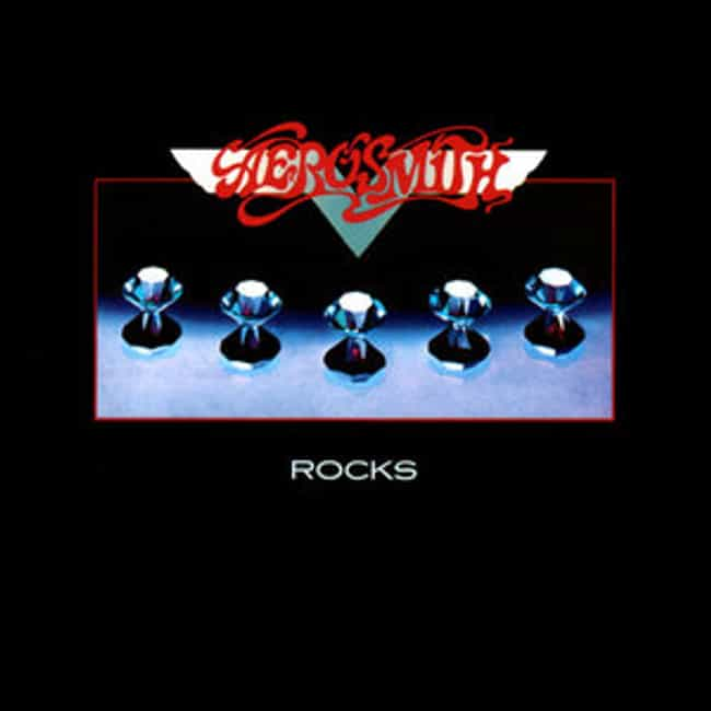 Rocks is listed (or ranked) 2 on the list The Best Aerosmith Albums of All Time