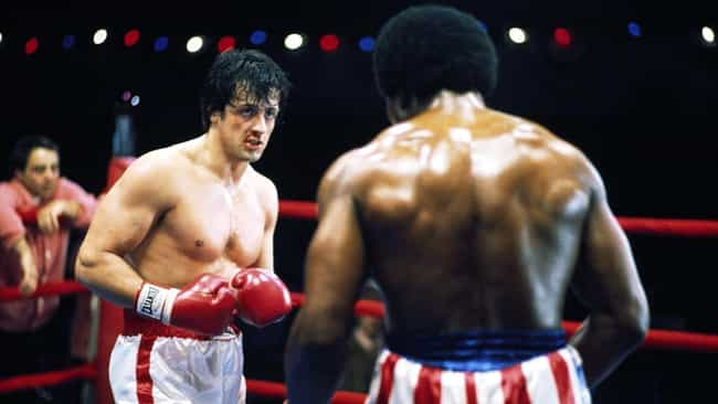 Rocky is listed (or ranked) 4 on the list 28 Movies That Actually Taught Us Something