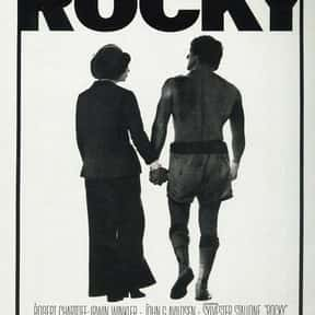 Rocky is listed (or ranked) 2 on the list The Best Oscar-Nominated Movies of the 1970s