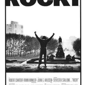Rocky is listed (or ranked) 1 on the list The 30+ Greatest Sports Drama Movies of All Time