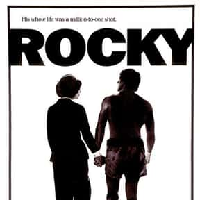Rocky is listed (or ranked) 19 on the list The Greatest Movie Themes