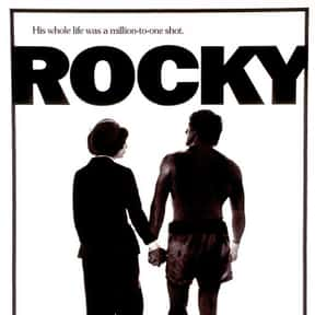 Rocky is listed (or ranked) 11 on the list The Best '70s Movies