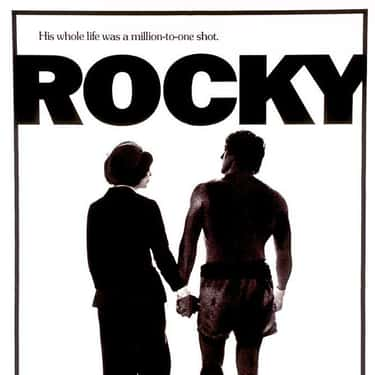 Rocky is listed (or ranked) 1 on the list The Top 10 Movies Where the Bad Guy Wins