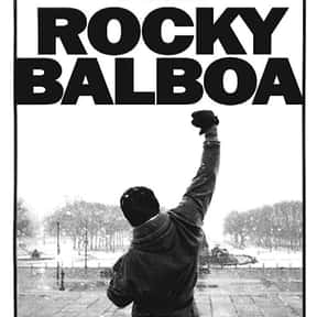 Rocky Balboa is listed (or ranked) 9 on the list The Best Sylvester Stallone Movies