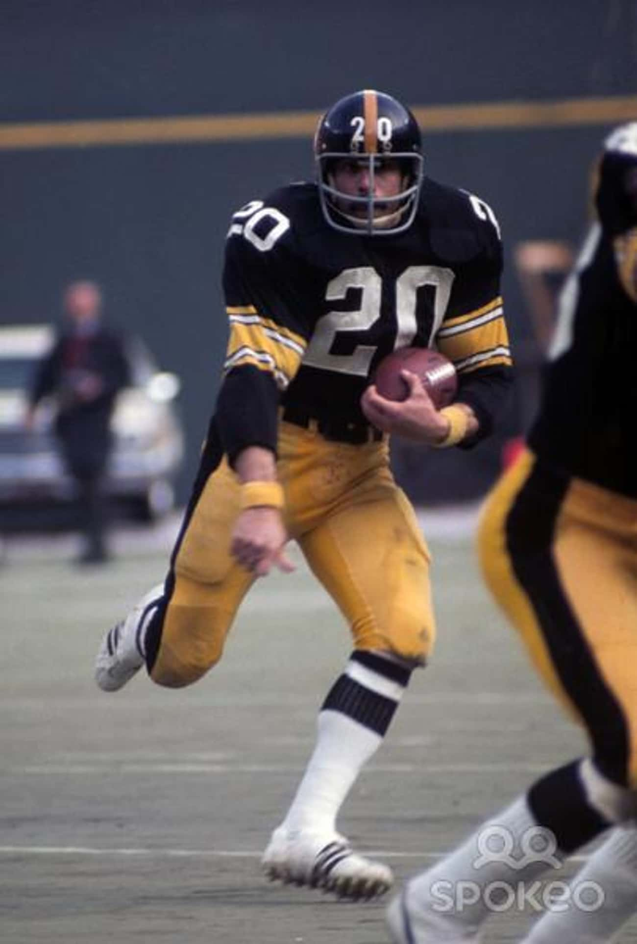 Rocky Bleier is listed (or ranked) 2 on the list 18 Famous Athletes Who Are Disabled