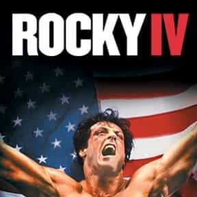 Rocky IV is listed (or ranked) 6 on the list The Best Sylvester Stallone Movies