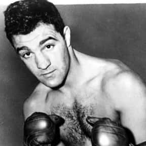 Rocky Marciano is listed (or ranked) 1 on the list The Best Boxers of the 20th Century