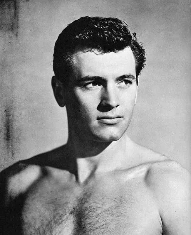 Rock Hudson is listed (or ranked) 3 on the list Dashing Leading Men You Had No Idea Fought In WWII