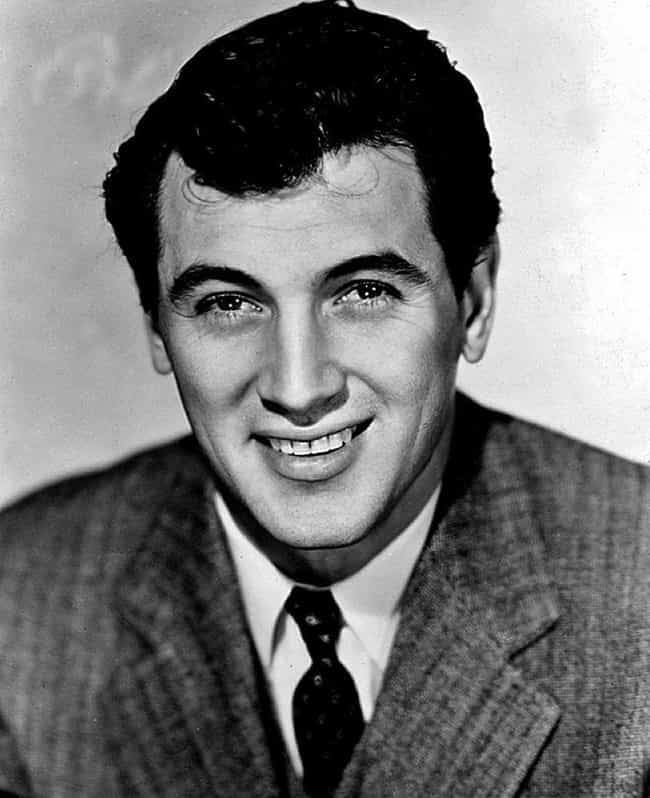 Rock Hudson is listed (or ranked) 4 on the list Famous Gay People Who Died Of AIDS