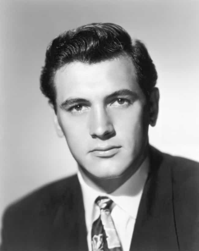 Rock Hudson is listed (or ranked) 3 on the list 11 Gay Celebrities Who Came Out in the 1980s