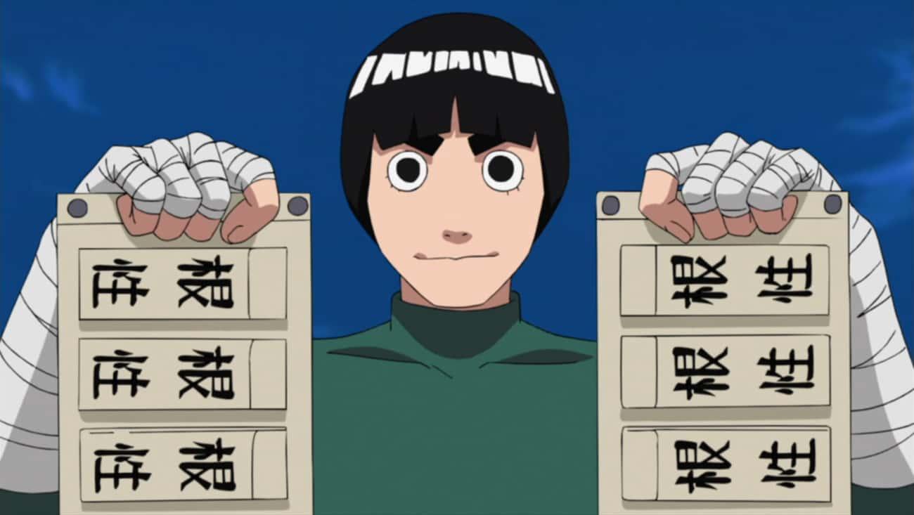 Rock Lee - 'Naruto'