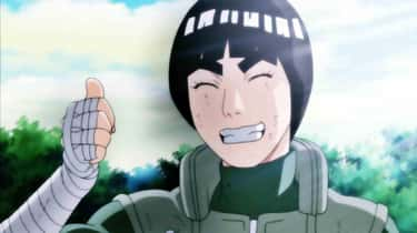 Rock Lee — Naruto is listed (or ranked) 1 on the list The 15 Greatest Underdog Anime Characters You Root Super Hard For