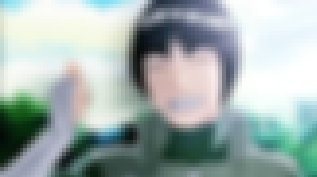 Rock Lee is listed (or ranked) 1 on the list The 15 Greatest Underdog Anime Characters You Root Super Hard For