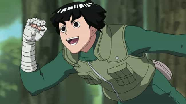 Rock Lee is listed (or ranked) 2 on the list The 13 Greatest Taijutsu Users In 'Naruto'