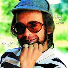 Rock of the Westies is listed (or ranked) 12 on the list The Best Elton John Albums of All Time