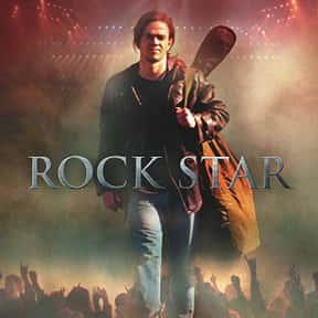 Rock Star is listed (or ranked) 23 on the list The Best Movies About Singing